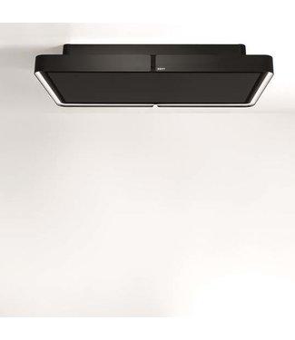 Novy 232 Cloud Plafondunit - 110 cm - Zwart