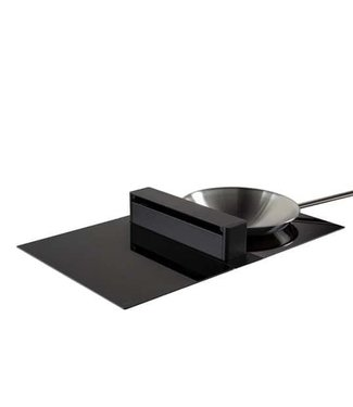Novy 40008 Up Power Wok - kookplaat met afzuiging