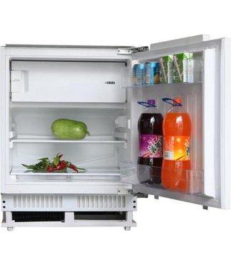Exquisit UKS130-3-F-080F onderbouw koelkast met vriesvak