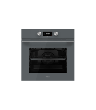 Teka HLB 8400 P Stone Grey - Inbouw bakoven met pyrolyse