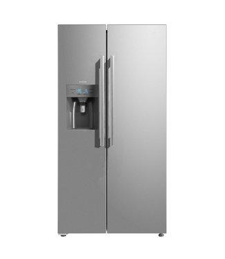 Inventum SKV1782RI Amerikaanse koelkast