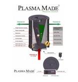 Plasmamade GUC1214 airfilter