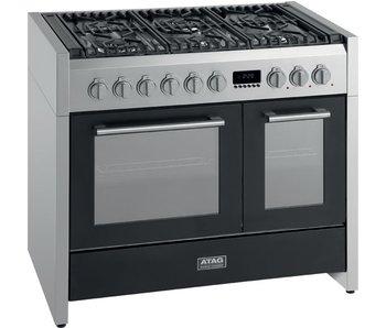 Atag FG1070DA fornuis met dubbele oven (100cm)
