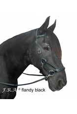 F.R.A. Flandy Side Pull Bridle