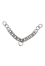 Shires Curb chain stainless steel