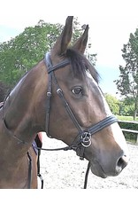 WH Scawbrig Supersoft Bitless Bridle