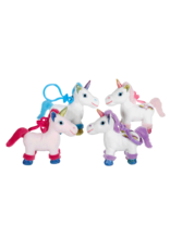WH Plush Unicorn with Clip
