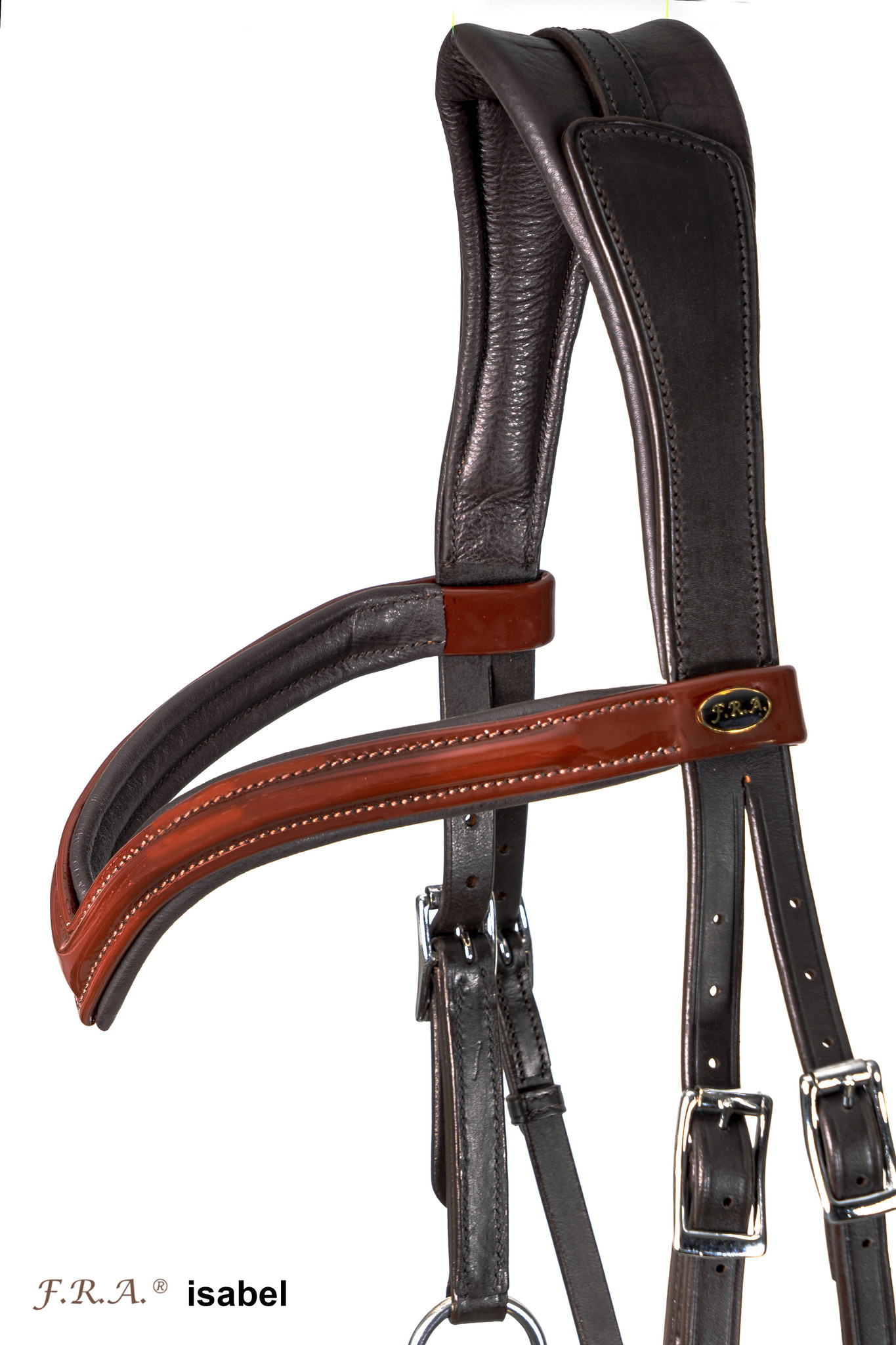 F.R.A. Isabel Side Pull Pony