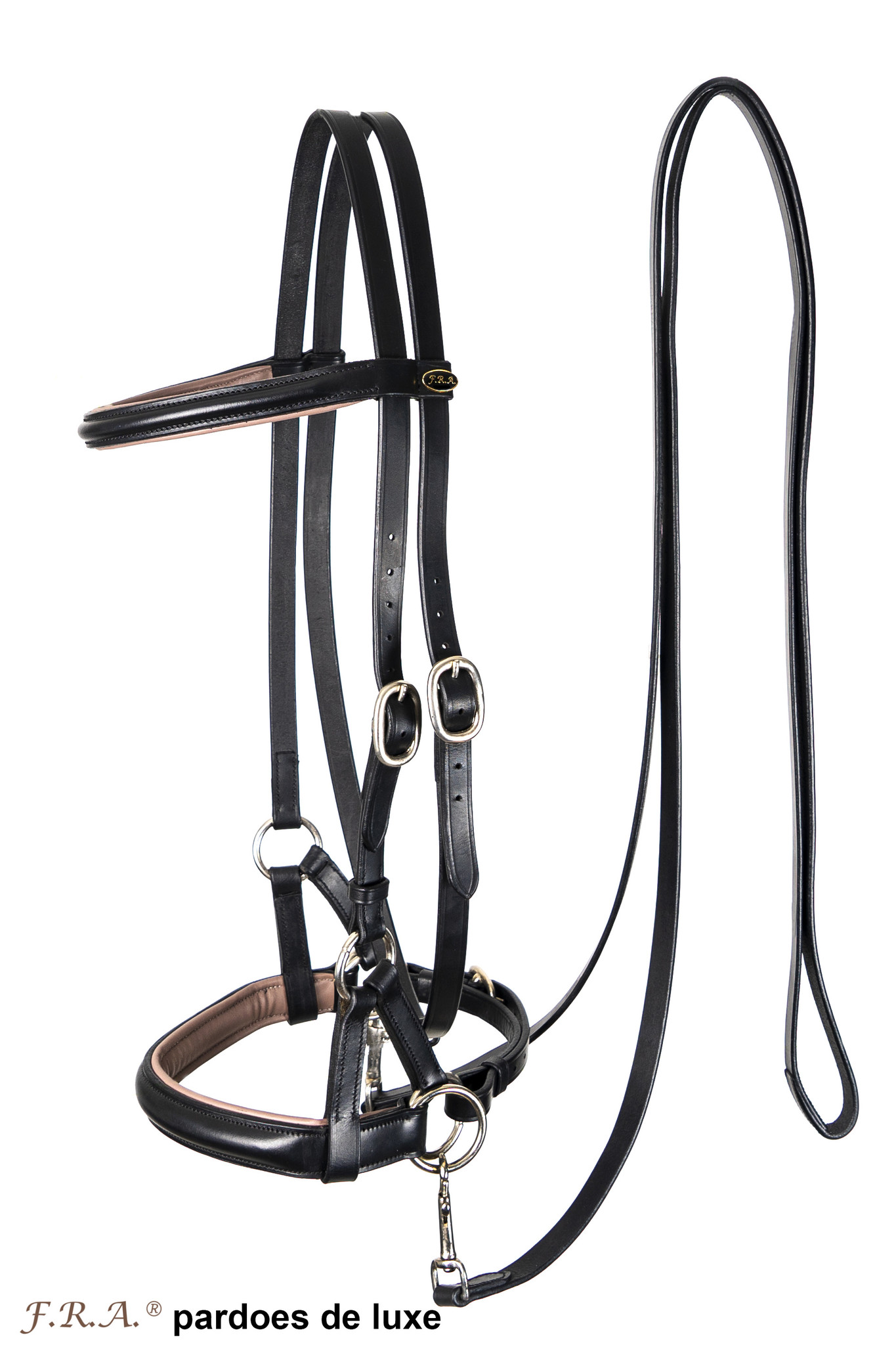 F.R.A. Pardoes Luxury Side Pull Pony