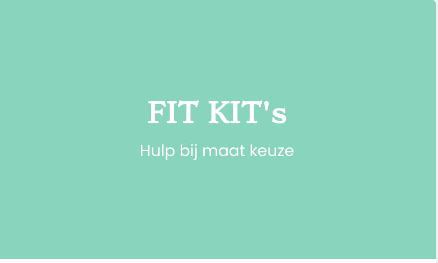 Fit Kits
