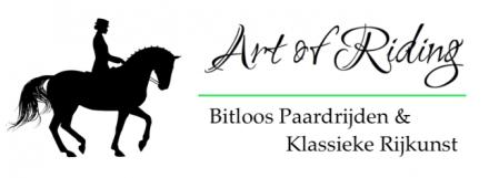 Art of Riding Shop | Bitloos Paardrijden en Klassieke Rijkunst