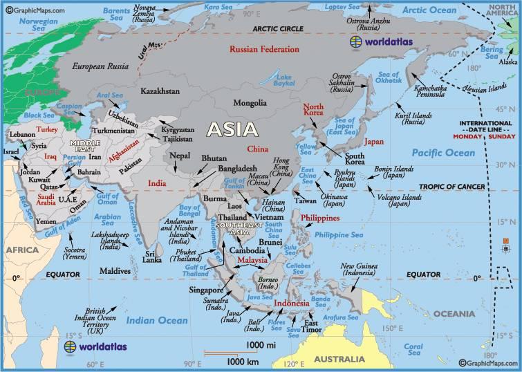 Een Aziatische huid is vaak een dikkere maar overgevoelige huid