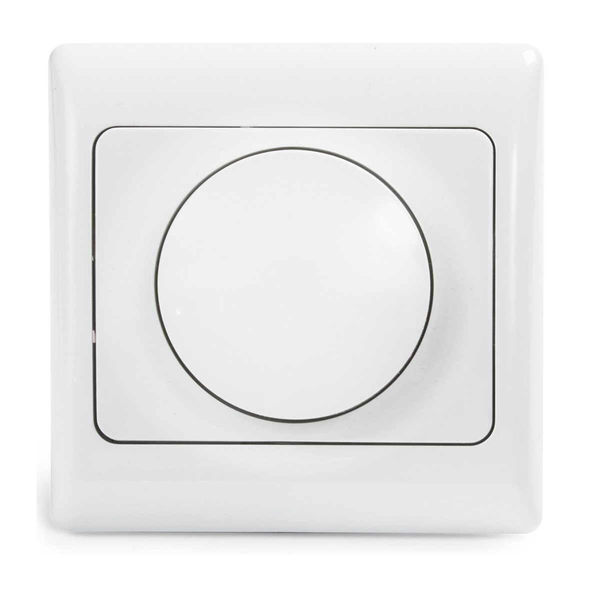 Varilight  KEOP101W Grote witte knop