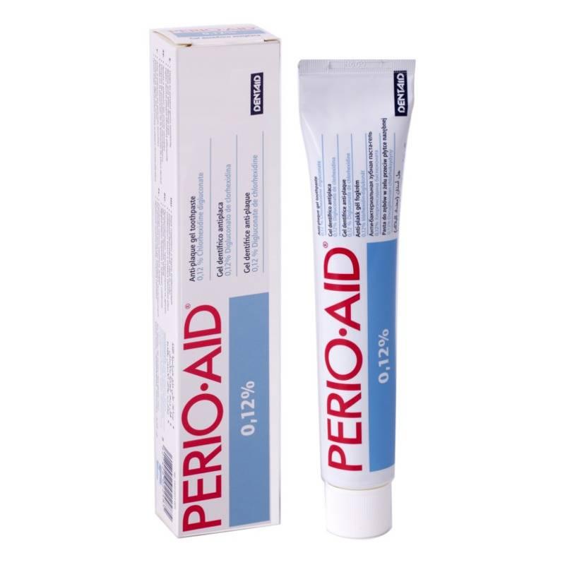 Perio-Aid Perio-Aid Intensive Care Gel Tandpasta - 75ml