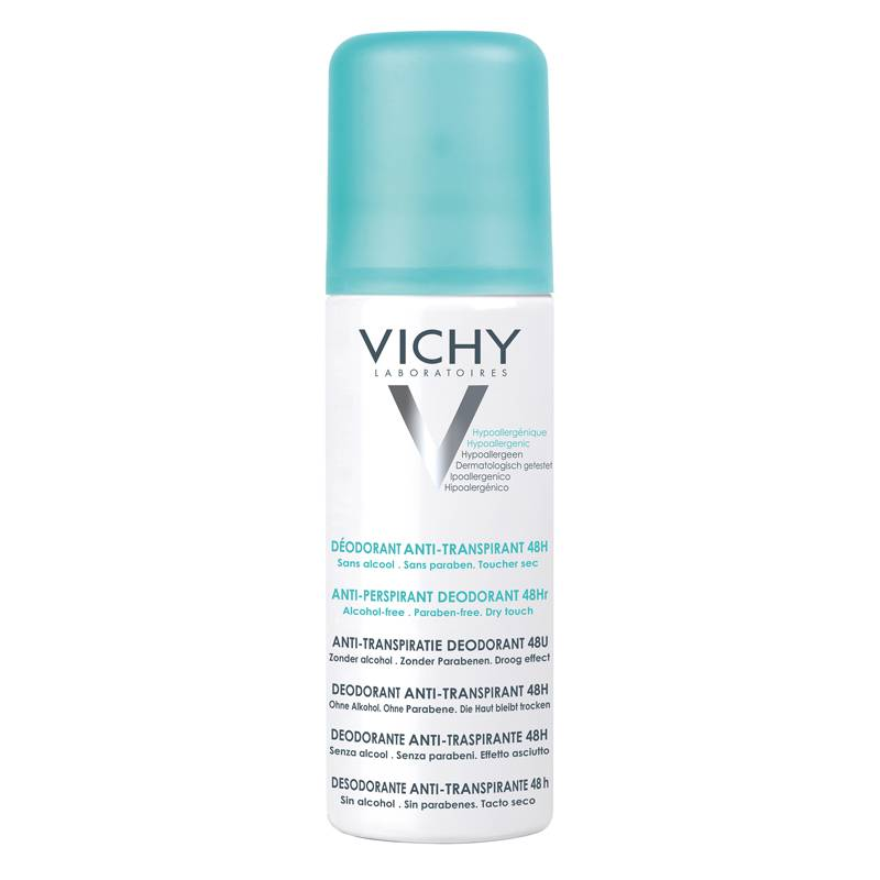 Image of Vichy Anti-transpiratie Deodorant 48 uur spray - 125 ml