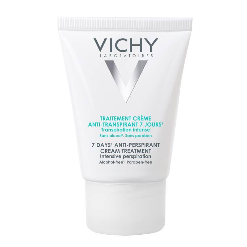 Image of Vichy Anti-transpiratie Deodorant Crème 7 dagen - 30 ml