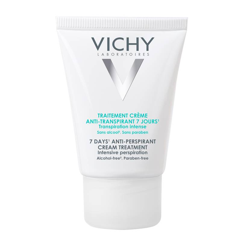 Vichy Vichy Anti-transpiratie DEODORANT Crème 7 dagen - 30 ml