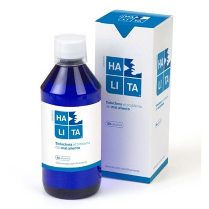 Halita Mondspoelmiddel - 500ml