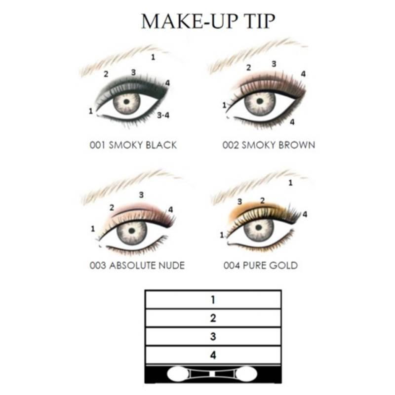 Pupa Milano PUPA Vamp! Palette Eyeshadow