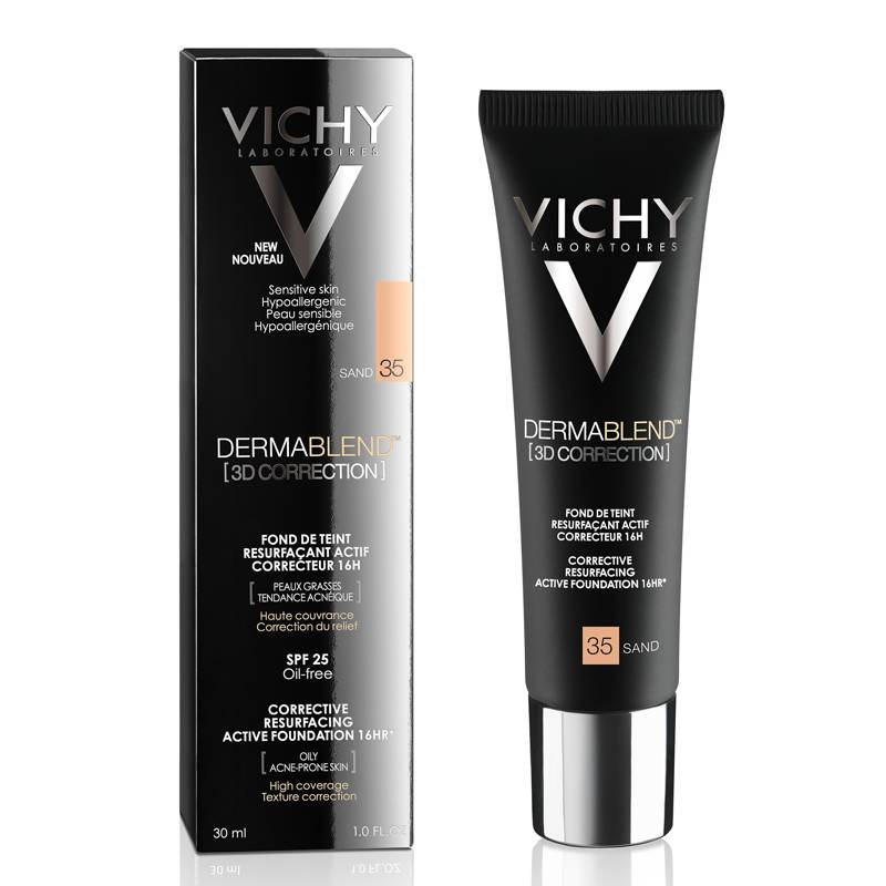 Image of Vichy Dermablend 3D Correctie - 30ml