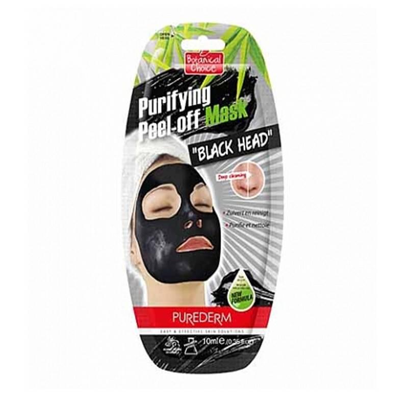 PureDerm PureDerm Purifying Peel-off Black Head Mask - 10ml