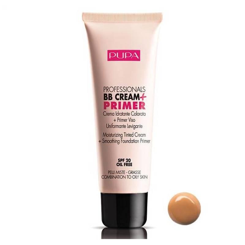 Image of PUPA BB Cream + Primer - All Skins - 50ml