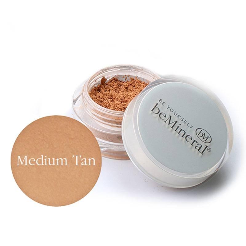 Image of beMineral Foundation - Medium Tan