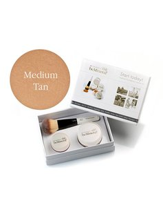 beMineral beMineral Foundation Kit - Medium Tan