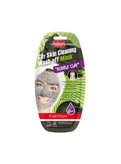 PureDerm PureDerm Skin Cleaning Bubble Clay Mask - 15ml