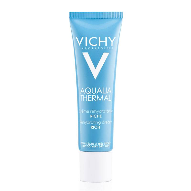 Image of Vichy Aqualia Thermal Rehydraterende Crème Rijk - tube 30ml