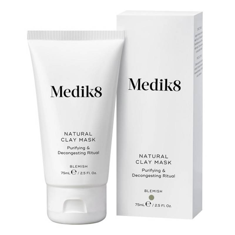 Medik8 Medik8 Natural Clay Mask- 75ml