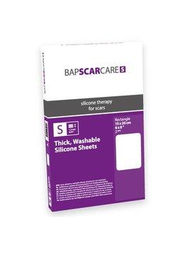 Bapscarcare BAPSCARCARE S Littekenverband - 15x20cm