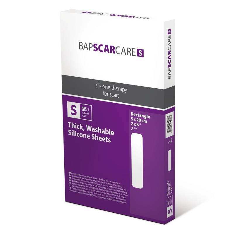 BAPSCARCARE BAPSCARCARE S Littekenverband - 5x20cm