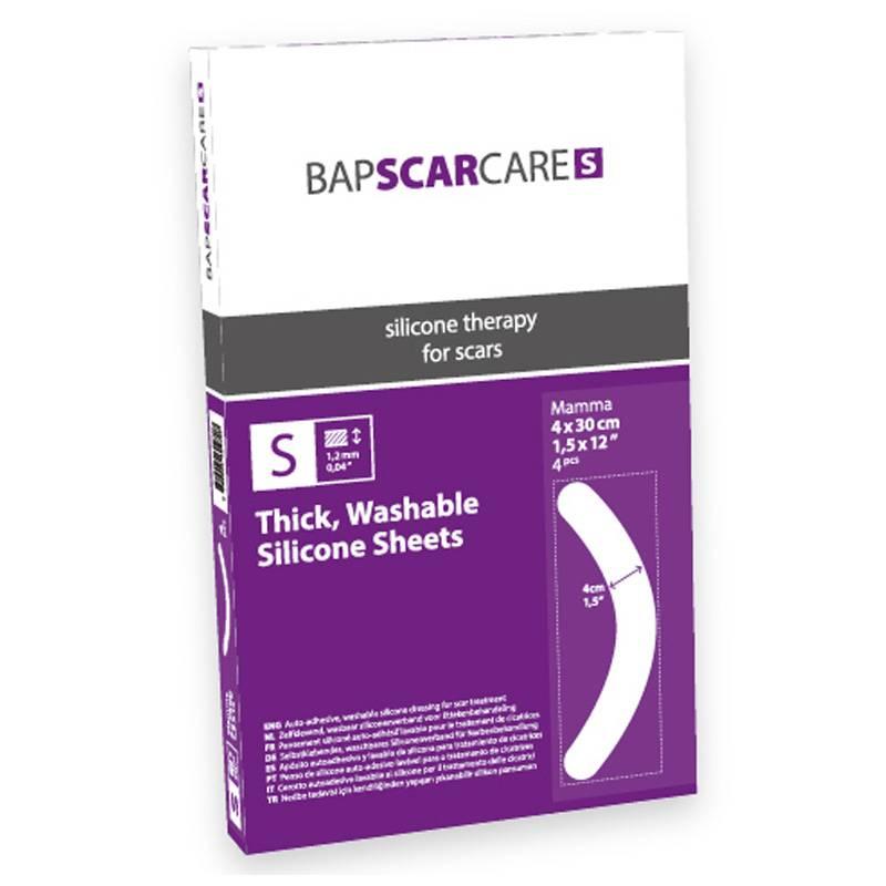 Bapscarcare BAPSCARCARE S Littekenverband - Mamma