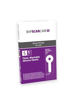 Bapscarcare BAPSCARCARE S Littekenverband - Sleutelgat