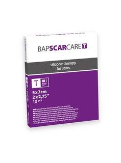 BAPSCARCARE BAPSCARCARE T Littekenverband - 5x7cm