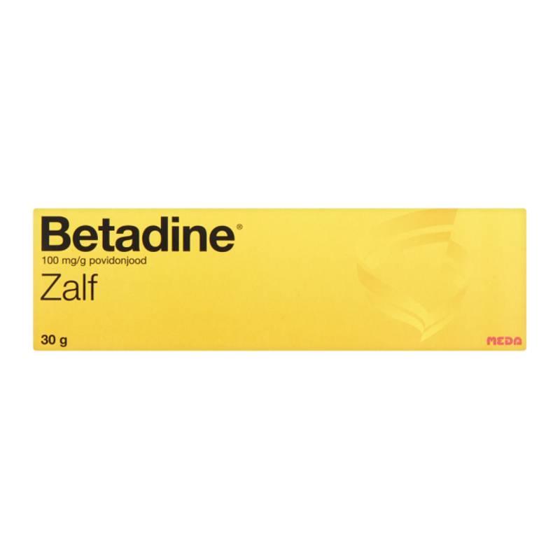 Image of Betadine Zalf - 30g