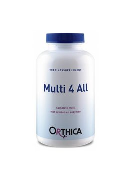 Orthica Orthica Multi 4 All - 60st