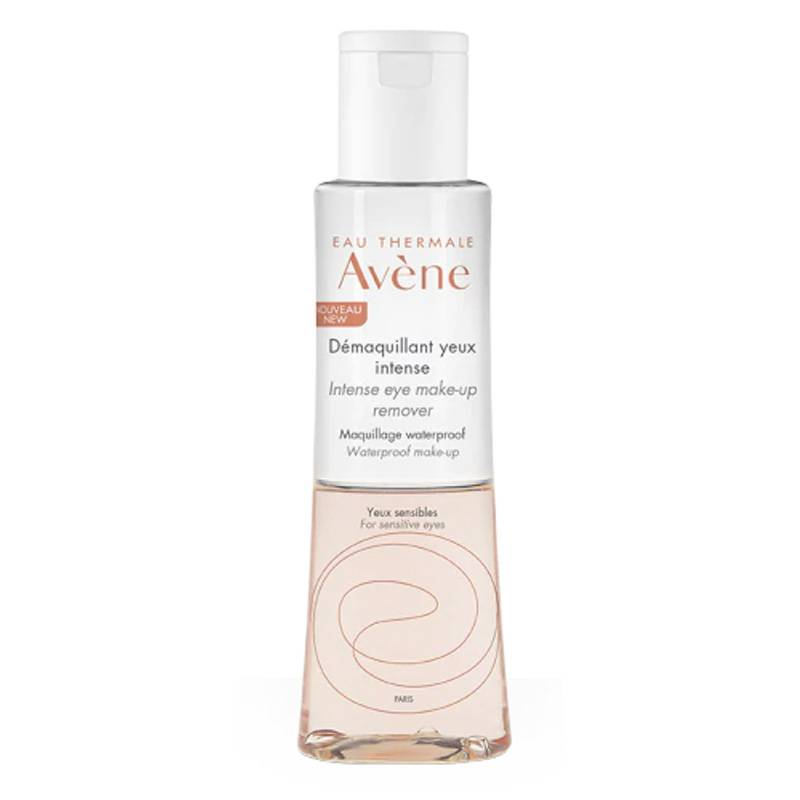 Eau Thermale Avène Avene Intense Oogmake-upremover Waterproof - 125ml