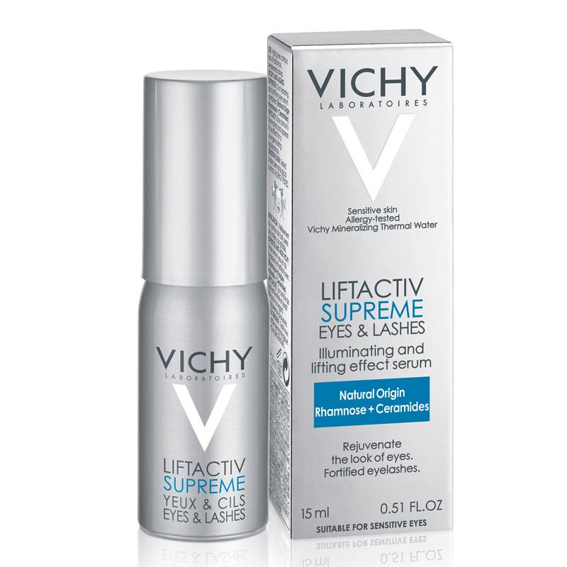 Vichy Vichy LIFTACTIV Supreme Serum  Ogen&Wimpers - 15ml
