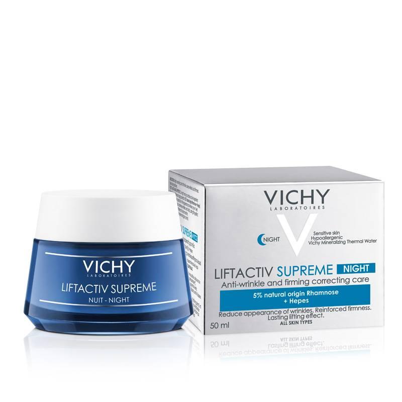 Vichy Vichy LIFTACTIV Supreme Anti-rimpel Nachtcrème - 50ml