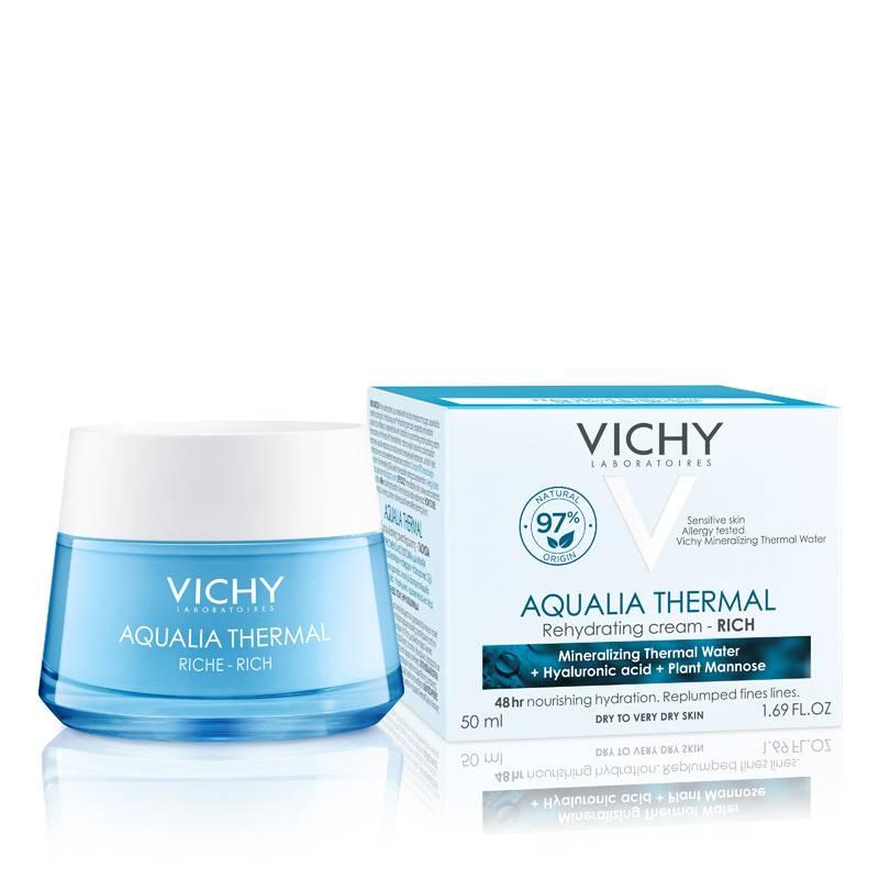 Vichy Vichy Aqualia Thermal Rehydraterende Crème Rijk - 50ml