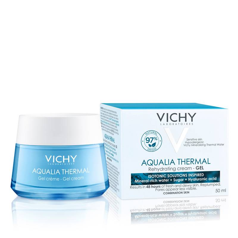 Vichy Vichy AQUALIA THERMAL Rehydraterende Gel-Crème - 50ml