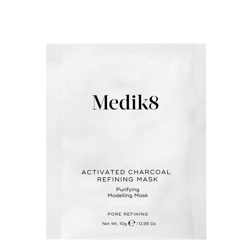 Image of Medik8 Activated Charcoal Refining Mask - Starter Kit