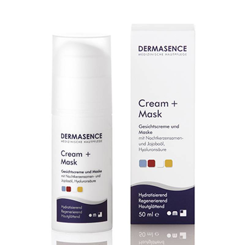 Dermasence DERMASENCE Cream + Mask - 50ml