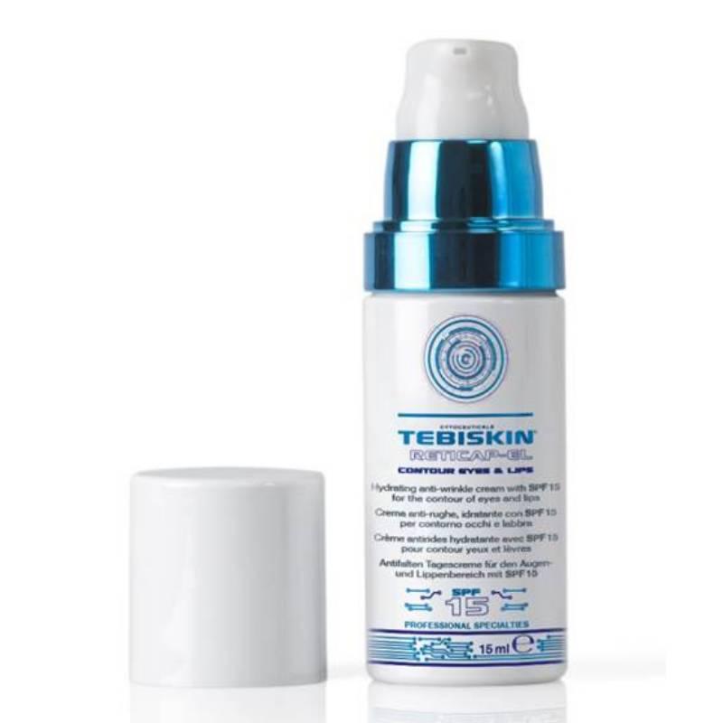 Tebiskin Tebiskin Reticap-EL Night Contour Eyes & Lips - 15ml