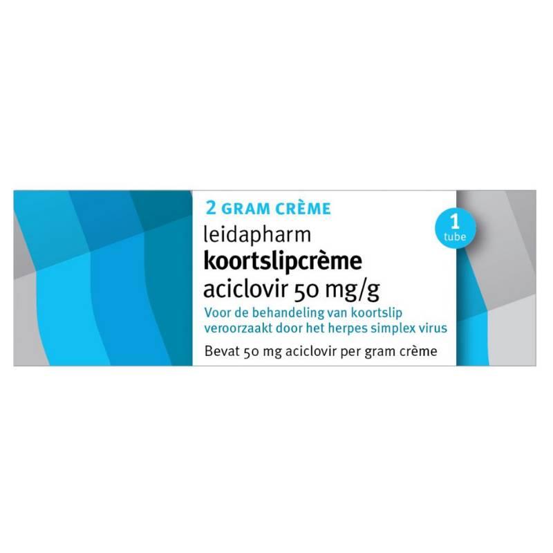 leidapharm Leidapharm Aciclovir - 2g