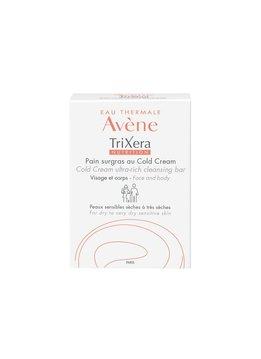 Eau Thermale Avène Avéne Trixera Nutrition wastablet met cold cream - 100g