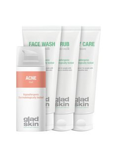 Gladskin Gladskin ACNE Care Set