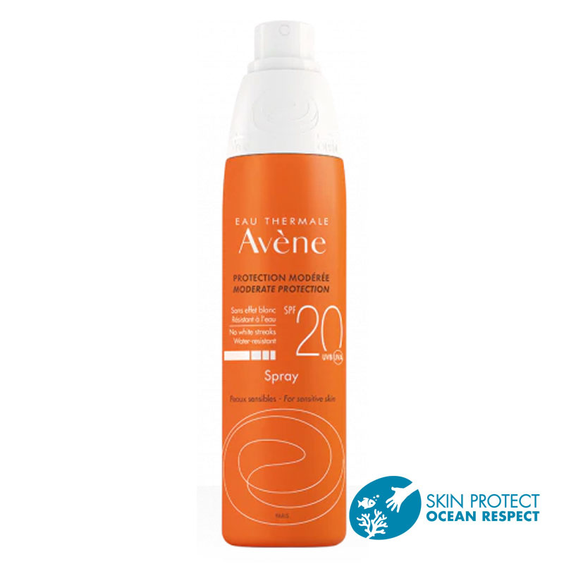 Eau Thermale Avène Avene Spray SPF20 - 200ml